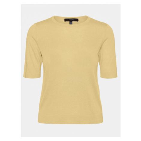 Vero Moda Silke Bluse Gelb
