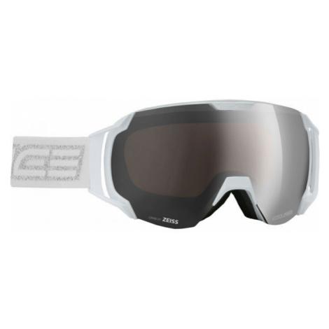 Weiβe snowboardbrillen