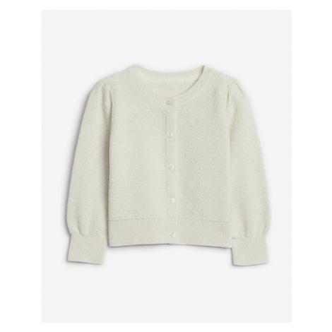 GAP Kinder Pullover Weiß