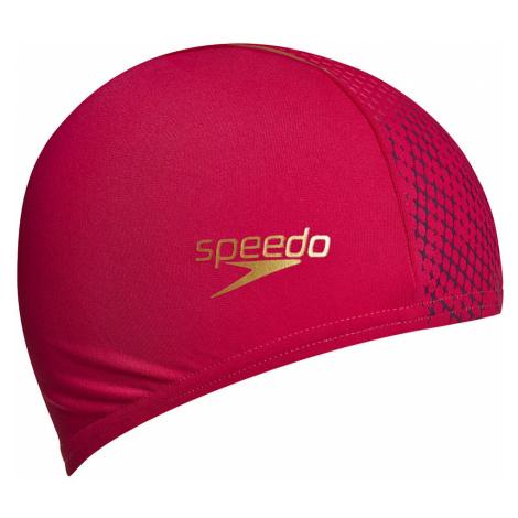 Speedo Endurance Badekappe, Rosa/Rosa/Gold