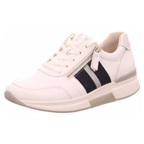Damen Gabor Sneaker weiss