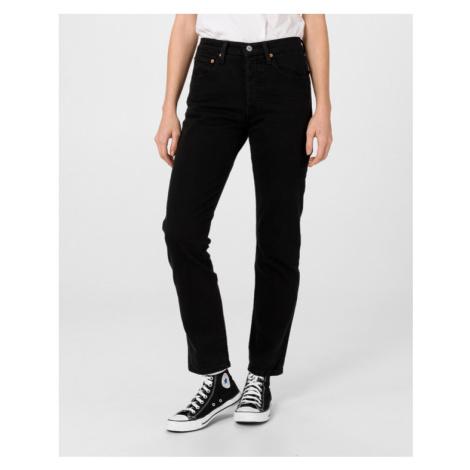 Levi's® 501® Crop Jeans Schwarz Levi´s