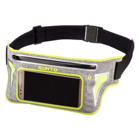 Runto DEX gelb - Sportlicher Laufgürtel