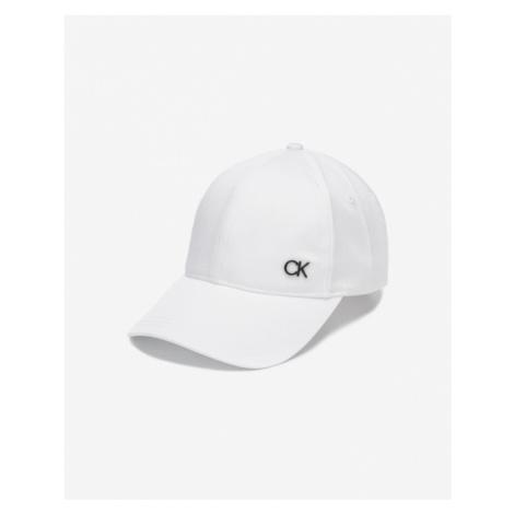 Calvin Klein BB Cap Weiß