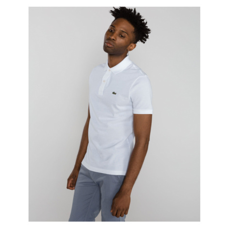 Lacoste Polo T-Shirt Weiß