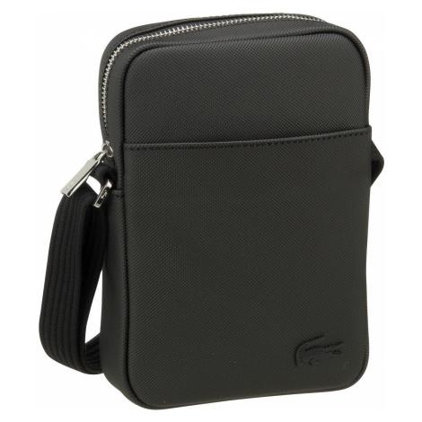 Lacoste Umhängetasche Men's Classic Camera Bag 2340 Black (1.4 Liter)