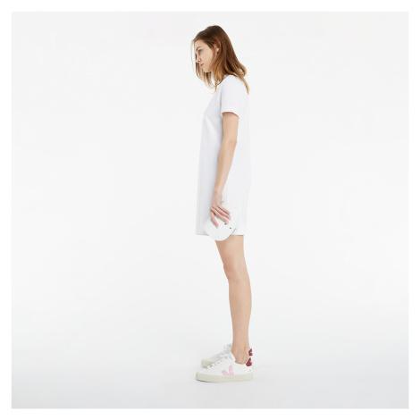 Calvin Klein Jeans Micro Branding Dress Bright White