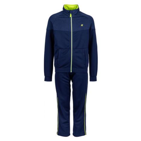 Kensis DAXO dunkelblau - Jungen Trainingsanzug