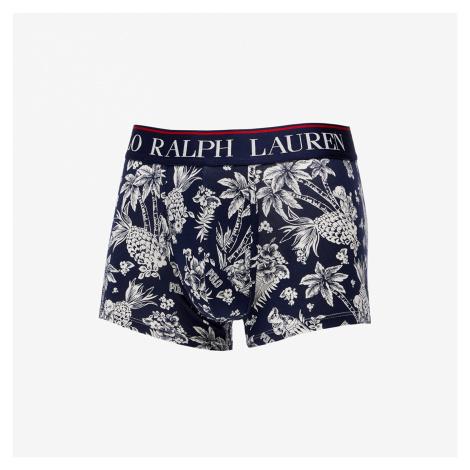 Ralph Lauren Print Trunks Cruise Navy Bear Hawaiian