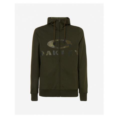 Oakley Bark Sweatshirt Grün