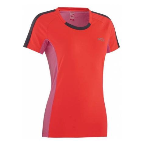 T-Shirt Kari Traa Kristin Tee Coral