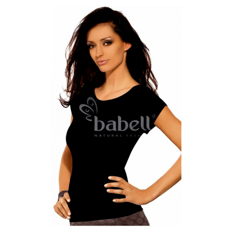 Damen T-Shirts Kiti black Babell