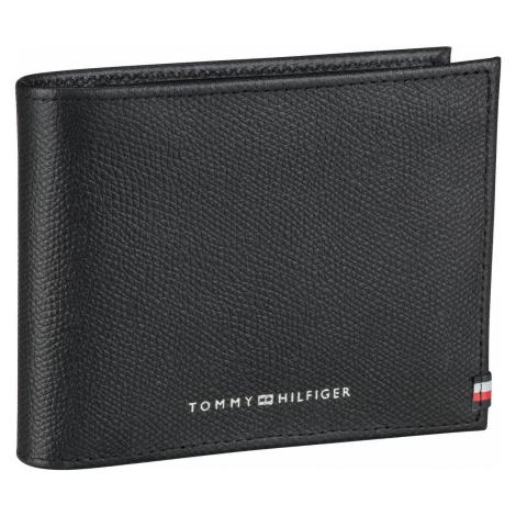 Tommy Hilfiger Geldbörse Business CC Flap and Coin FA20 Black (0.3 Liter)