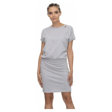 Ragwear Kleid Damen ODYL 2011-20026 Grau 3003 LightGrey