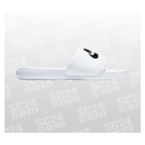 Nike Victori One Slide weiss/schwarz Größe 47,5