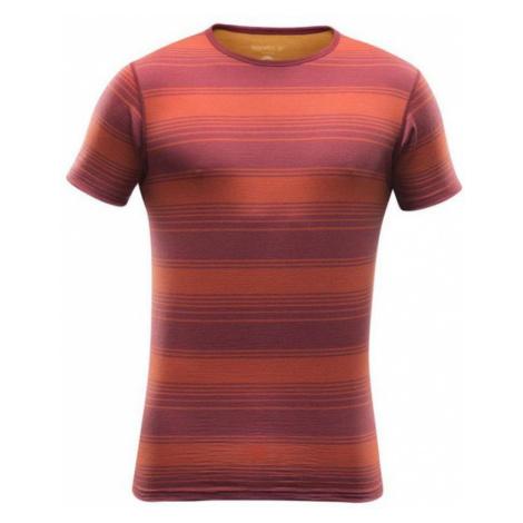 Herren T-Shirt Devold Breeze Man T-Shirt 180-299 521
