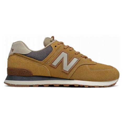 New Balance ML574SOI orange - Herren Sneaker