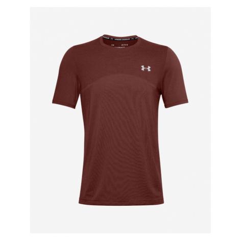 Under Armour Seamless T-Shirt Braun