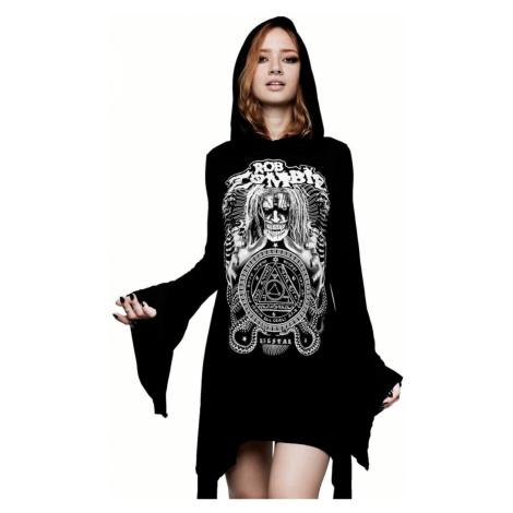Damen Kleid KILLSTAR - ROB ZOMBIE - Phantom Fremder - SCHWARZ - KSRA000744