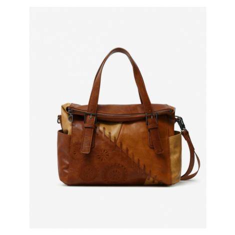 Desigual Parker Loverty Handtasche Braun