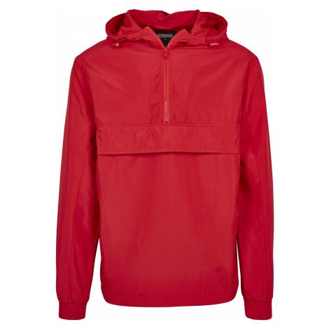 Urban Classics Herren Jacke Basic Pull Over Jacket - Regular Fit
