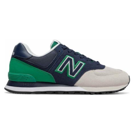 New Balance ML574UPZ grün - Herren Sneaker