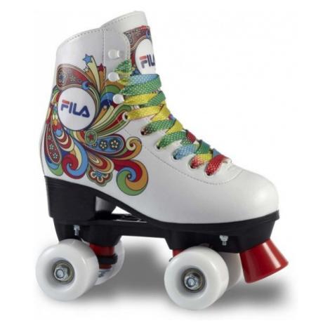 Fila BELLA weiß - Damen Rollschuhe