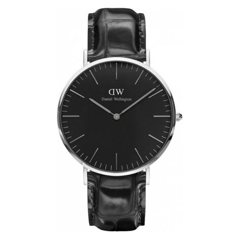 Daniel Wellington Herrenuhr Classic Black DW00100135