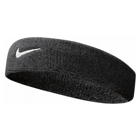 Nike SWOOSH HEADBAND schwarz - Stirnband