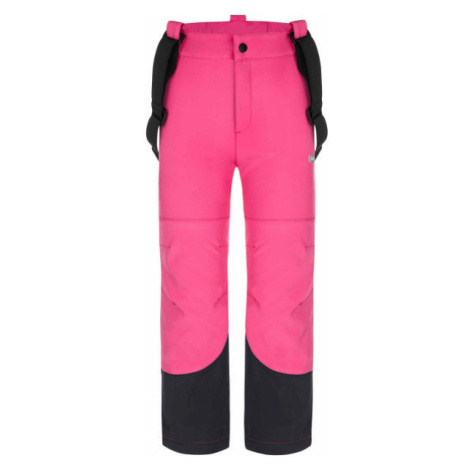 Loap LOCON rosa - Kinder Softshellhose