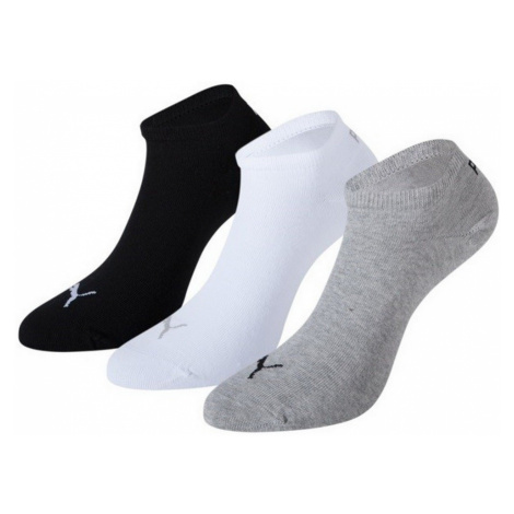 Puma Unisex Herren Damen Sneaker Socken Plain 3er Pack