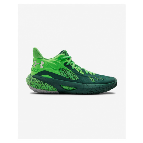 Under Armour HOVR™ Havoc 3 Basketball Tennisschuhe Grün