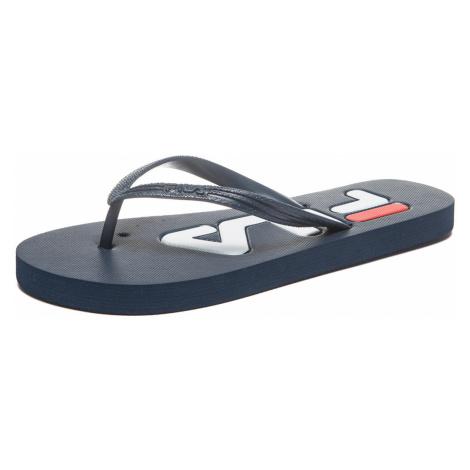 Blaue flip flops für damen