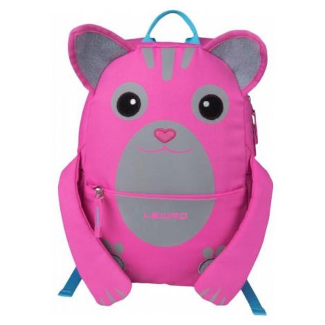 Lewro DIXIE 9 rosa - Kinderrucksack