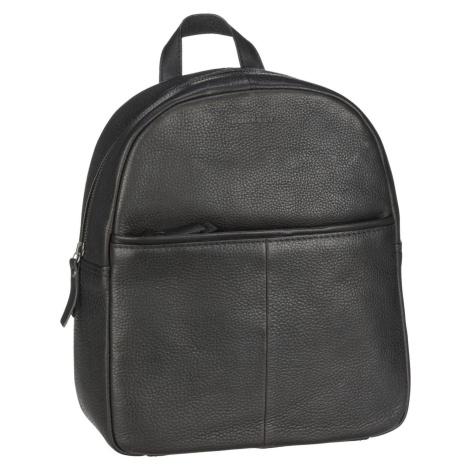 Burkely Rucksack / Daypack Antique Avery Backpack 5363 Black (8.6 Liter)