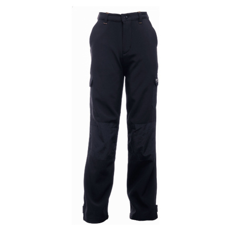 Regatta Winter Softshell Trouser Kinderhose schwarz