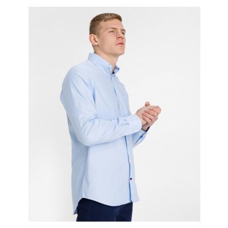 Tommy Hilfiger Oxford Hemd Blau