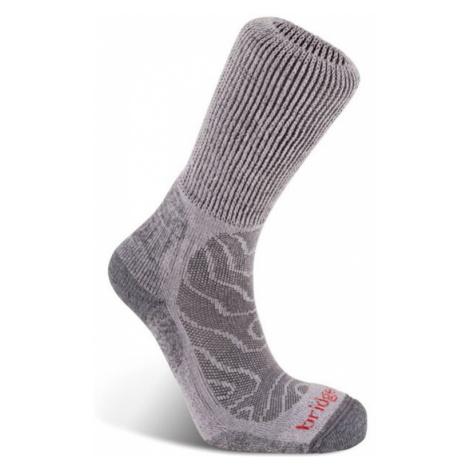 Socken Bridgedale Hike Lightweight Merino Comfort Boot grey/806