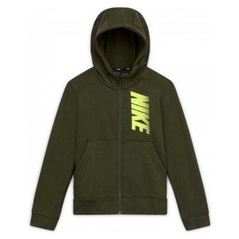 Nike B NK DRY FLC FZ GFX - Jungen Sweatshirt