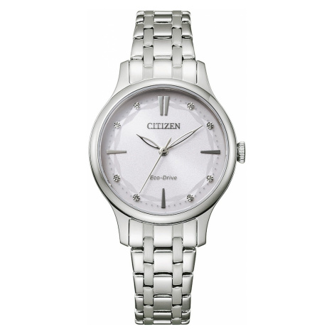 Citizen EM0890-85A Eco-Drive Damen-Armbanduhr