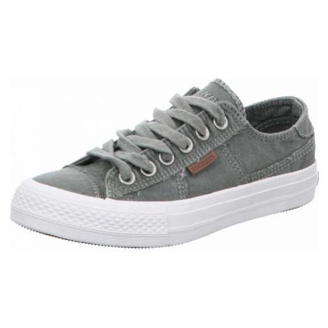 Damen Dockers Sneaker grau