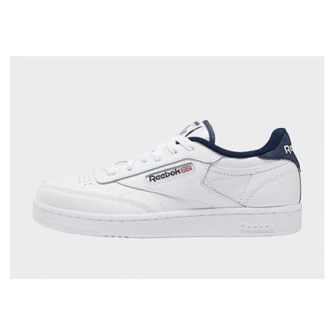Reebok club c 85 shoes - White / Vector Navy / White, White / Vector Navy / White