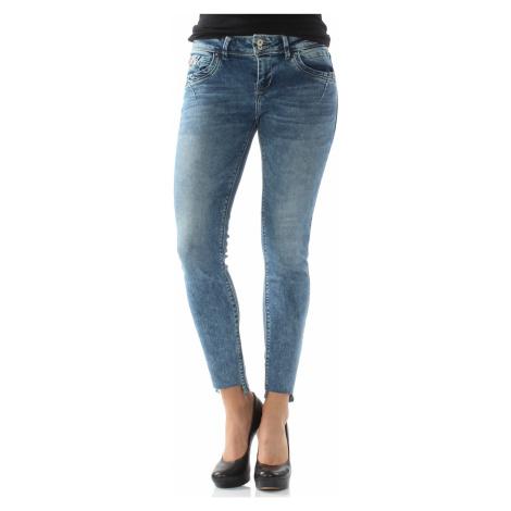 LTB Damen Jeans SENTA Zelya Wash Mittelblau