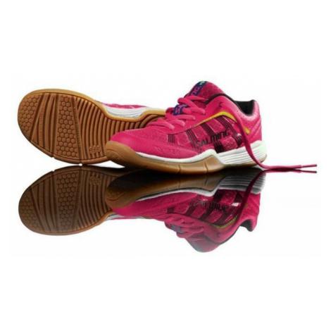 Schuhe Salming Viper Kid Pink Glo
