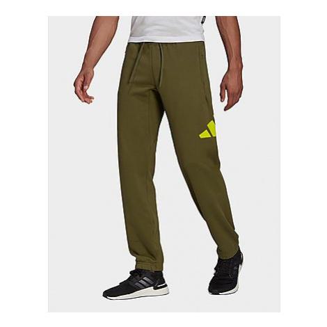Adidas Sportswear Badge of Sport Jogginghose - Wild Pine - Herren, Wild Pine