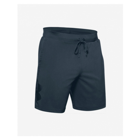 Under Armour Qualifier Speedpocket Branded 7'' Shorts Blau