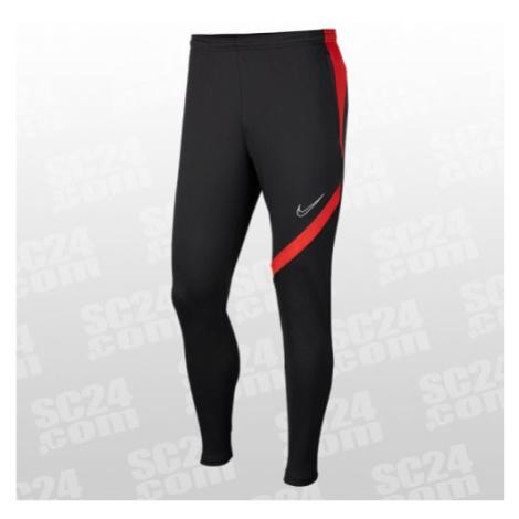 Nike Dry Academy Knit Pant KPZ grau/rot Größe S