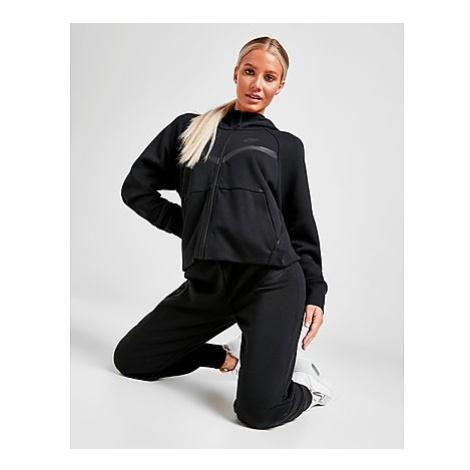 Nike Tech Fleece Jogginghose Damen - Black/Black, Black/Black
