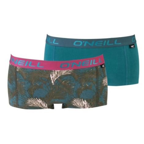 O'Neill HIPSTER WITH DESIGN 2-PACK rosa - Damen Unterhose