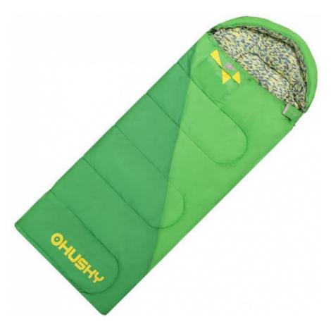 Schlafsack  Husky Kids Milen -5°C green